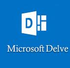 Microsoft Delve logo